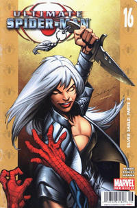 Cover Thumbnail for Ultimate Spider-Man (Editorial Televisa, 2007 series) #16