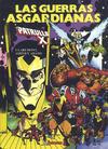 Cover for Obras Maestras (Planeta DeAgostini, 1991 series) #6 - La Patrulla-X: Las Guerras Asgardianas