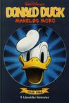Cover for Donald Duck bøker [Gullbøker] (Hjemmet / Egmont, 1984 series) #[1997] - Makeløs moro