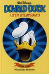 Cover for Donald Duck bøker [Gullbøker] (Hjemmet / Egmont, 1984 series) #[2000] - Uten utløpsdato