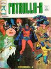 Cover for Patrulla-X (Ediciones Vértice, 1978 series) #1