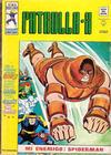 Cover for Patrulla-X (Ediciones Vértice, 1978 series) #16