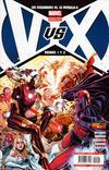 Cover for VvX: Los Vengadores Vs. La Patrulla-X (Panini España, 2012 series) #1 [Edición Especial]