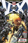 Cover for VvX: Los Vengadores Vs. La Patrulla-X (Panini España, 2012 series) #2 [Edición Especial]