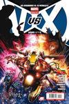 Cover for VvX: Los Vengadores Vs. La Patrulla-X (Panini España, 2012 series) #6 [Edición Especial]