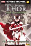 Cover for El Poderoso Thor: Viaje al Misterio (Panini España, 2012 series) #4