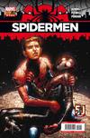Cover for Spidermen (Panini España, 2012 series) #4