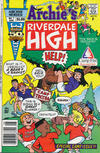 Cover for Archie's Riverdale High (Archie, 1991 series) #7 [Newsstand Edition]