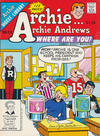 Cover Thumbnail for Archie... Archie Andrews, Where Are You? Comics Digest Magazine (1977 series) #59 [Direct]