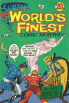 Cover for Superman Presents World's Finest Comic Monthly (K. G. Murray, 1965 series) #82
