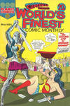 Cover for Superman Presents World's Finest Comic Monthly (K. G. Murray, 1965 series) #101
