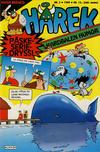Cover for Hårek (Semic, 1986 series) #3/1989