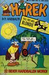Cover for Hårek (Semic, 1986 series) #6/1989