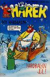 Cover for Hårek (Semic, 1986 series) #8/1988