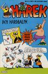 Cover for Hårek (Semic, 1986 series) #3/1987