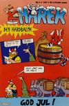Cover for Hårek (Semic, 1986 series) #8/1987