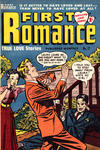 Cover for First Romance (Magazine Management, 1952 series) #17