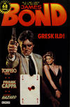 Cover for James Bond (Semic, 1979 series) #5/1987