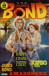 Cover for James Bond (Semic, 1979 series) #1/1988