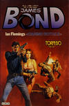 Cover for James Bond (Semic, 1979 series) #4/1988