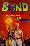 Cover for James Bond (Semic, 1979 series) #6/1988