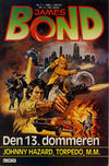 Cover for James Bond (Semic, 1979 series) #7/1988