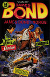 Cover for James Bond (Semic, 1979 series) #6/1989