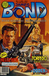 Cover for James Bond (Semic, 1979 series) #1/1990