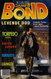 Cover for James Bond (Semic, 1979 series) #7/1990