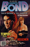 Cover for James Bond (Semic, 1979 series) #8/1990