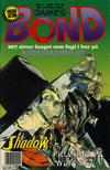 Cover for James Bond (Semic, 1979 series) #11/1990