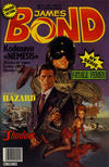Cover for James Bond (Semic, 1979 series) #4/1991