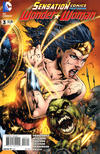 Cover for Sensation Comics Featuring Wonder Woman (DC, 2014 series) #3