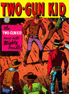 Cover for Two-Gun Kid (Horwitz, 1954 series) #37