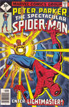 Cover for The Spectacular Spider-Man (Marvel, 1976 series) #3 [Whitman]