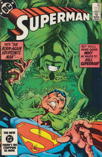 Cover Thumbnail for Superman (DC, 1939 series) #397 [Direct Sales]