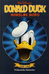 Cover Thumbnail for Donald Duck bøker [Gullbøker] (Hjemmet / Egmont, 1984 series) #[1997] - Makeløs moro