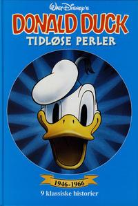 Cover Thumbnail for Donald Duck bøker [Gullbøker] (Hjemmet / Egmont, 1984 series) #[1999] - Tidløse perler