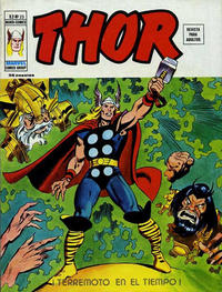 Cover Thumbnail for Thor (Ediciones Vértice, 1974 series) #v2#23
