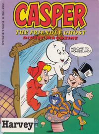 Cover Thumbnail for Casper Digest Magazine (Harvey, 1991 series) #11