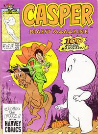 Cover Thumbnail for Casper Digest (Harvey, 1986 series) #18
