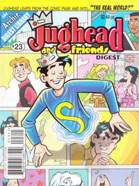 Cover Thumbnail for Jughead & Friends Digest Magazine (Archie, 2005 series) #23 [Direct Edition]