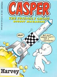 Cover Thumbnail for Casper Digest Magazine (Harvey, 1991 series) #10 [Direct]
