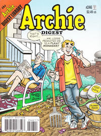 Cover Thumbnail for Archie Comics Digest (Archie, 1973 series) #246 [Direct Edition]