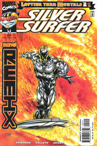Cover Thumbnail for Silver Surfer: Loftier Than Mortals (Marvel, 1999 series) #2