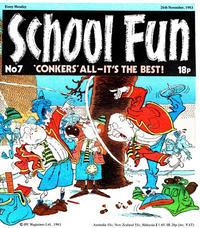 Cover Thumbnail for School Fun (IPC, 1983 series) #7