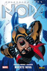 Cover Thumbnail for 100% Marvel. Nova (Panini España, 2013 series) #3