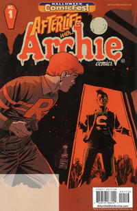 Cover Thumbnail for Afterlife with Archie - Halloween Comicfest Edition (Archie, 2014 series) #1