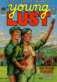 Cover Thumbnail for Young Lust (Last Gasp, 1977 series) #5 [1st printing]