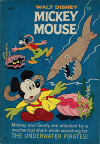 Cover Thumbnail for Walt Disney's Mickey Mouse (W. G. Publications; Wogan Publications, 1956 series) #131